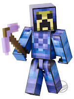 san diego comic-con 2016 mattel exclusive MINECRAFT SURVIVAL MODE PLAYER ONE skeletor figure