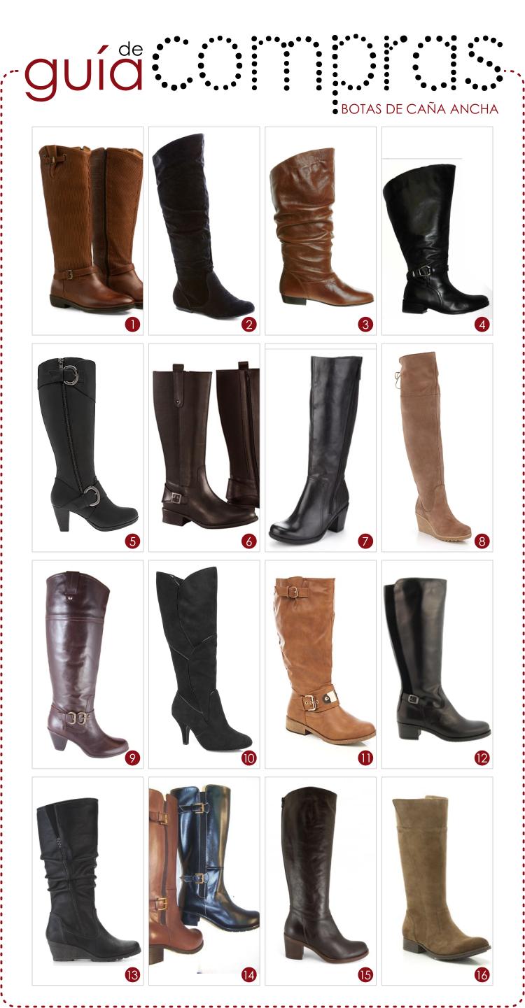 9ee28d29405 Navabi tiene una colección estupenda de botas de caña ancha
