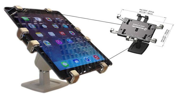 平板電腦防盜鎖,平板電腦防盜鎖架,平板電腦展示陳列防盜鎖立架
