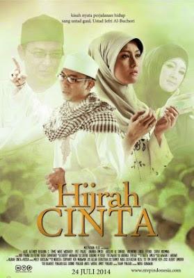 Poster Film Hijrah Cinta