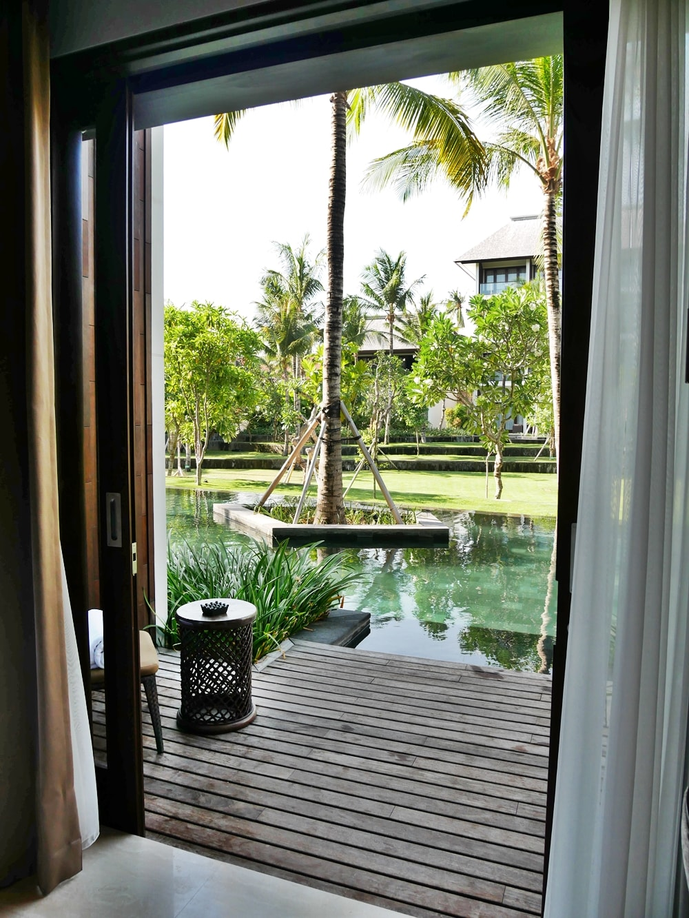 CHECK-IN AT THE ANVAYA BEACH RESORT KUTA - PREMIER LAGOON ACCESS
