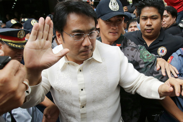 Dr. Gan: Detentions is Bad for Bong Revilla's Teeth