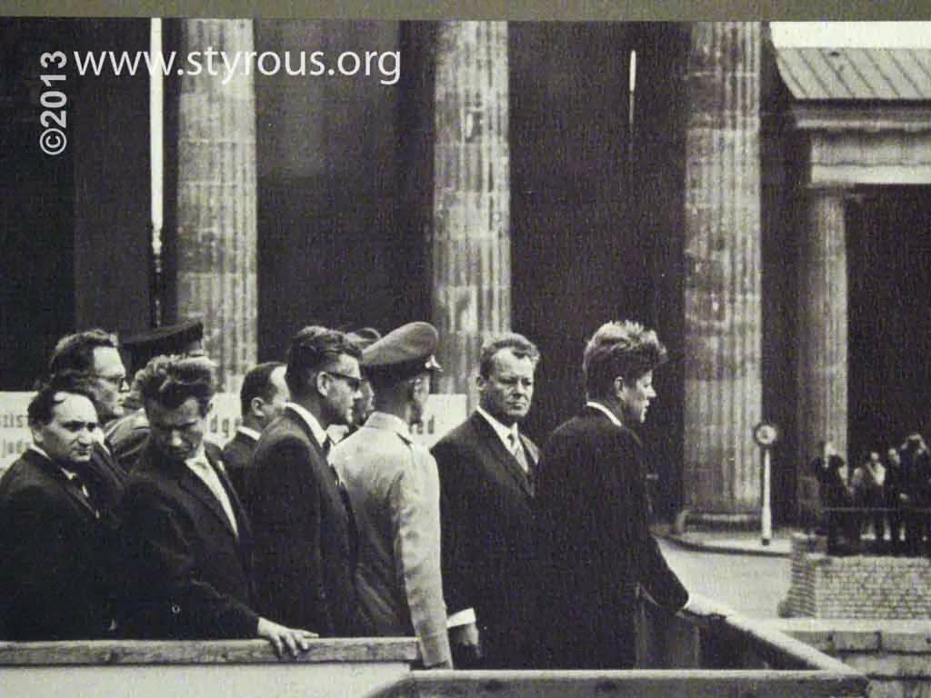 Kennedy In Deutschland