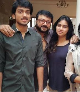 Jayaram Subramaniam Family Wife Son Daughter Father Mother Marriage Photos Biography Profile