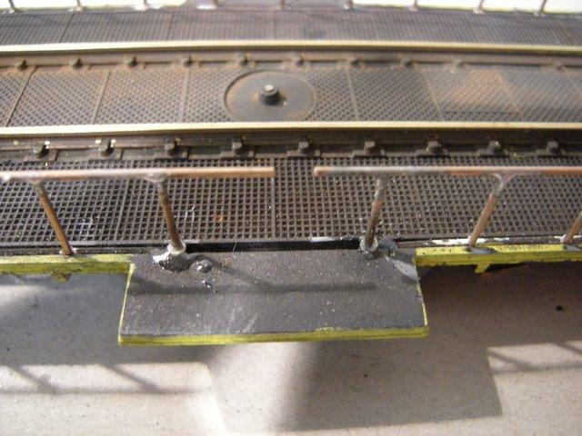 Le Site De Rail91 Chantier De Finition 1