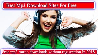 free mp3 sites