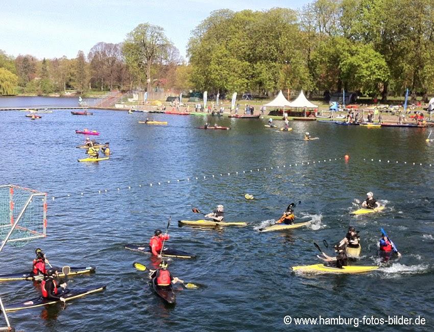 Wasserpolo Hamburg Stadtpark