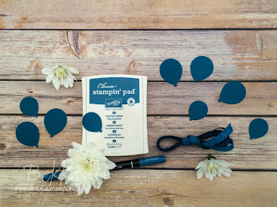 Introducing the 2016-18 In Colors from Stampin' Up! - Dapper Denim  Get a Sampler Pack when you order here