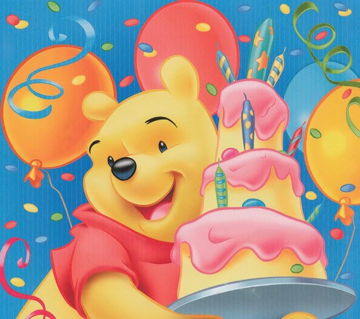 cartoons winnie the pooh character