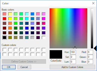 Cara Memanggil Kontrol ColorDialog Visual Basic