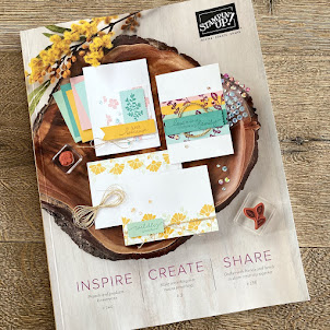 STAMPIN' UP!® JAARCATALOGUS 2020-2021