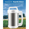 SoyaJoy G4 Soy Milk Maker & Soup Maker with all Stainless Steel Inside New Model