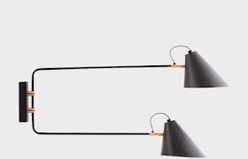 58 Desain Keren Lampu Dinding Model Ayun - Rumahku Unik