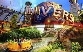RWS Delight Package - Universal Studios Singapore - Resort World Sentosa Delight Ultimate Package