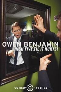 Watch Owen Benjamin: High Five Til It Hurts Online Free in HD