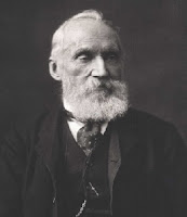 retrato de william thomson lord kelvin
