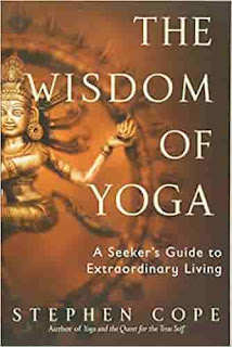 The Wisdom of Yoga: A Seeker's Guide to Extraordinary Living by Stephen Cope