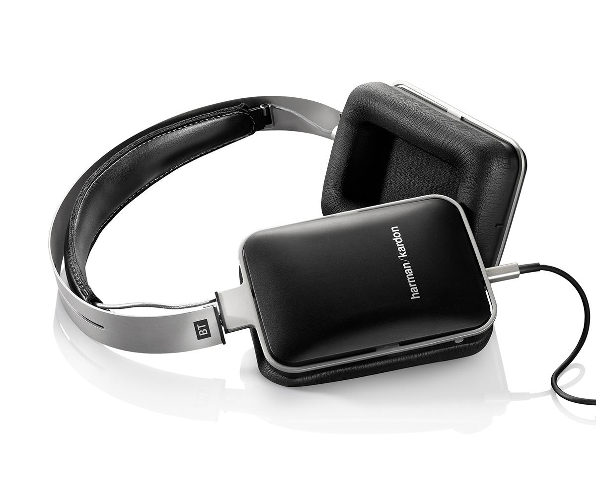 harman kardon bluetooth wireless over ear headphones. Black Bedroom Furniture Sets. Home Design Ideas
