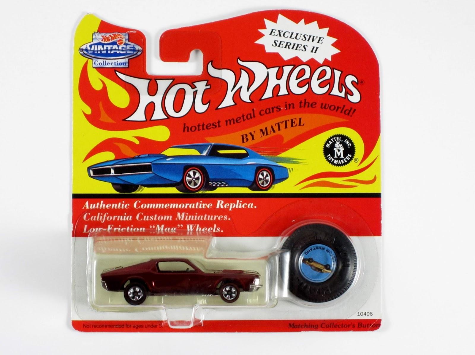 Especial Os 16 Primeiros Hot Wheels De 1968