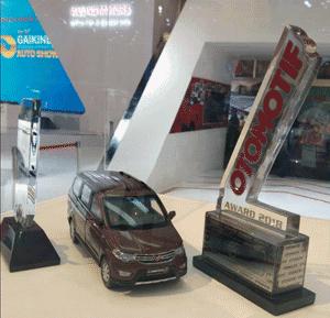 Penghargaan Mobil Wuling