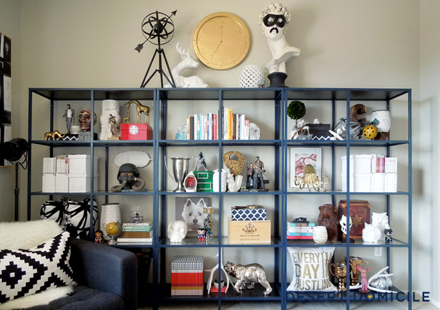 Geek Chic Style Home Decor