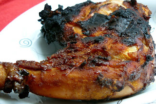 Ayam Panggang Pawon Khas Sragen