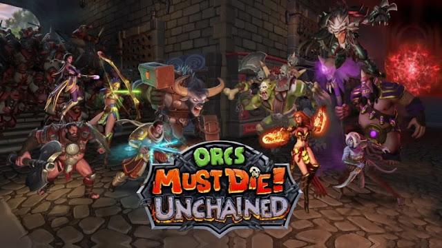 Orc Must Die, el juego de acción que no pasa  de moda!