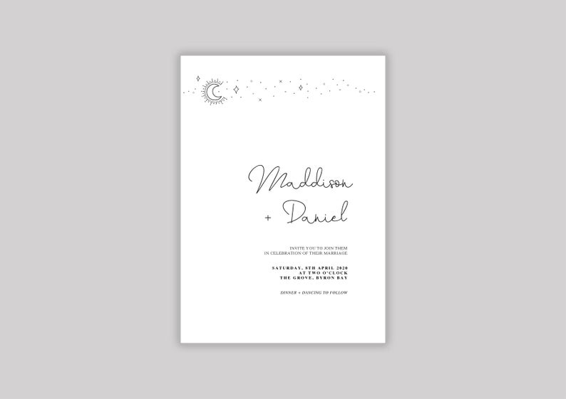 recycled paper wedding invitations melbourne stationery designer