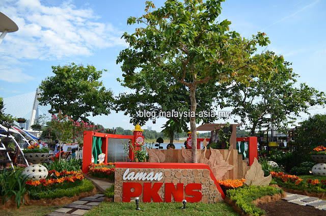 Royal Floria Laman PKNS