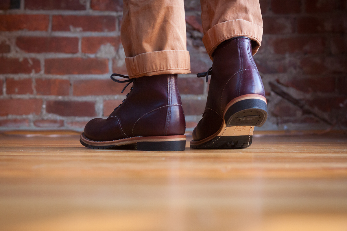 4352843eb70 First Impressions - Red Wing Beckman 9011 (Seconds from STP)