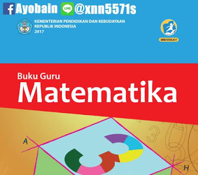 Download Buku Guru Matematika SMA / SMK / MA / MAK Kelas X Kurikulum 2013 Revisi (GRATIS)
