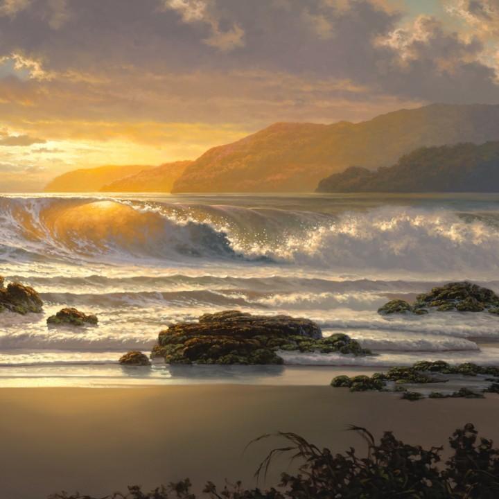 Roy Tabora. Морские пейзажи 21
