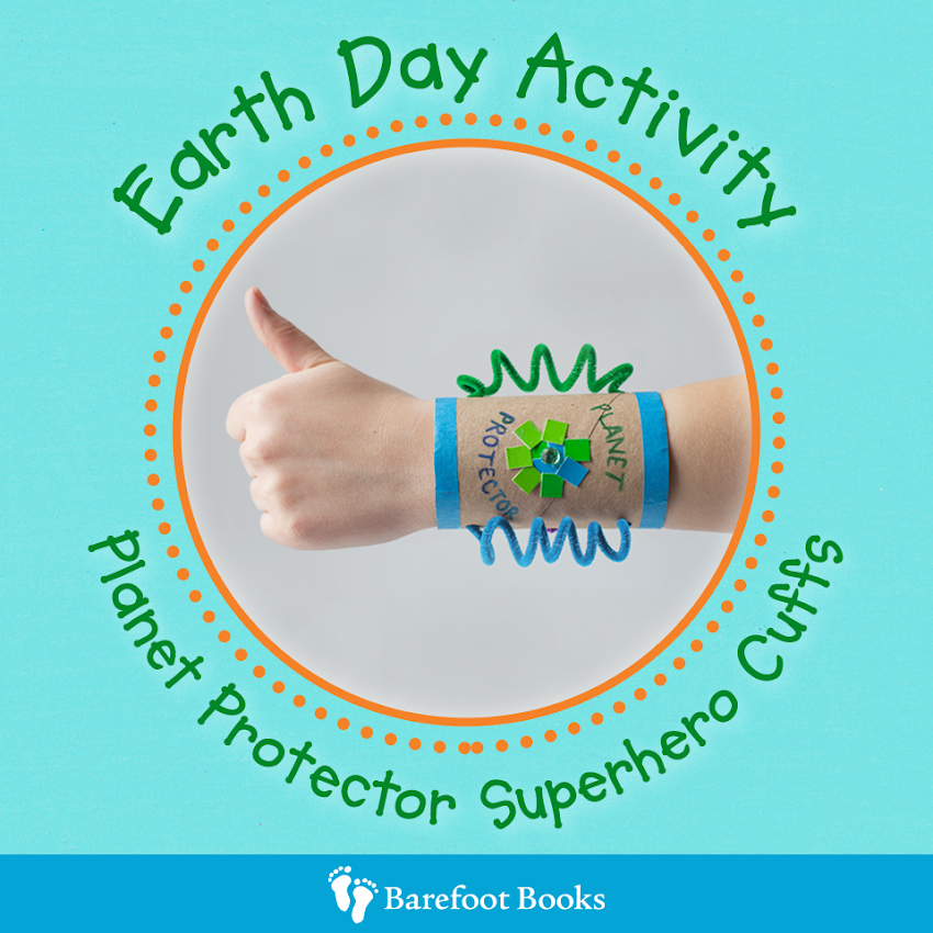 Earth Day activity and books!