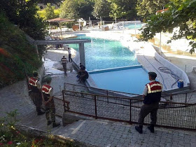 5 people got electrocuted in Turkish water park