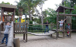 Playa Montroig Camping Resort.