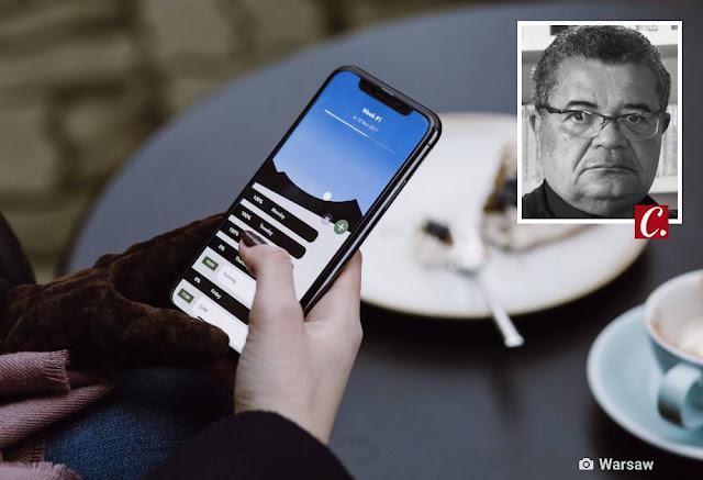 ambiente de leitura carlos romero josinaldo malaquias influencia uso do celular abuso smatphone redes sociais exagero vicio celular