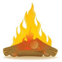Image result for bonfire clip art free
