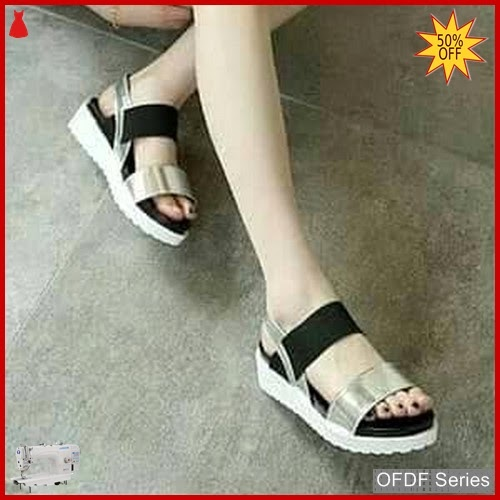 OFDF163 Sepatu Slip On Cantik Wanita Popy BMGShop