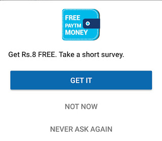 iReff-App-Free-Paytm-Cash-Survey