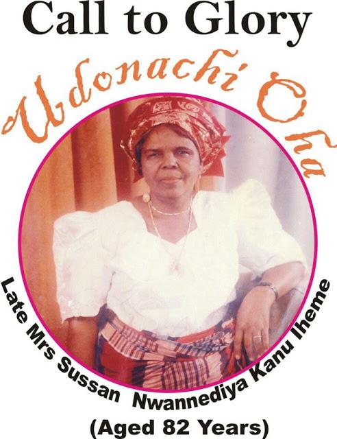kanu nwankwo mother