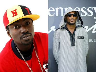 Blackface vows to suit 2Face for allegedly stealing his songs