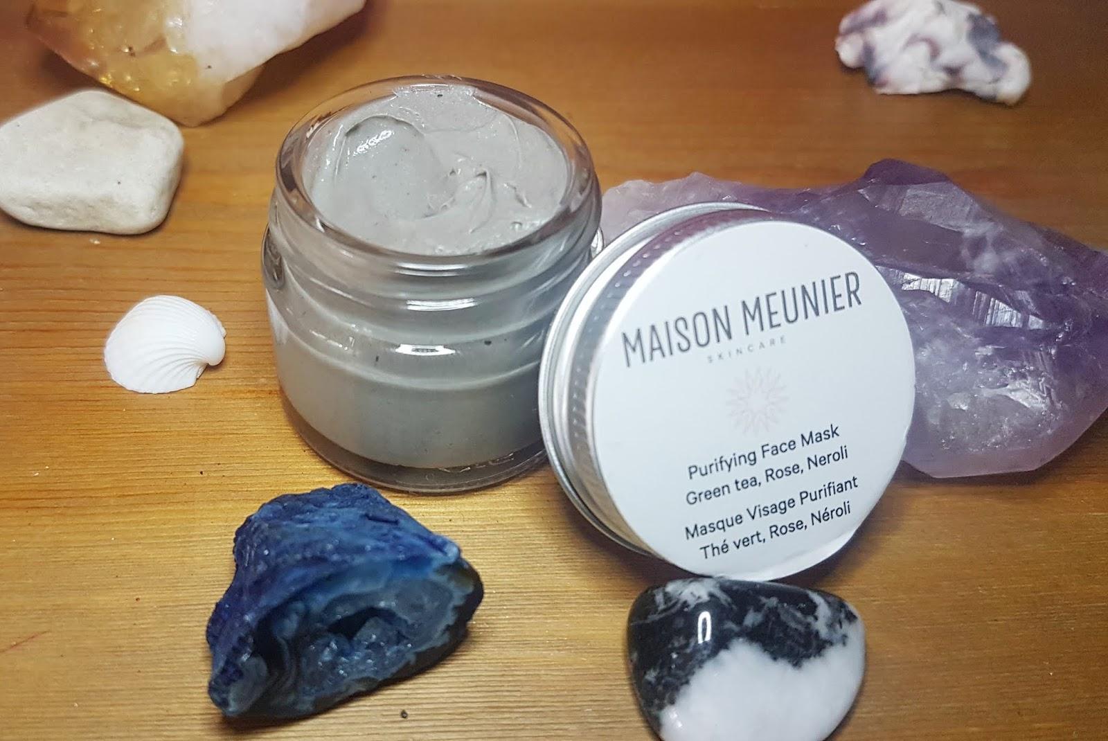 Maison Meunier Purifying Face Mask Review