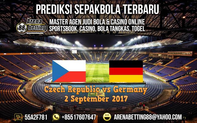 PREDIKSI PERTANDINGAN CZECH REPUBLIC VS GERMANY 02 SEPTEMBER 2017