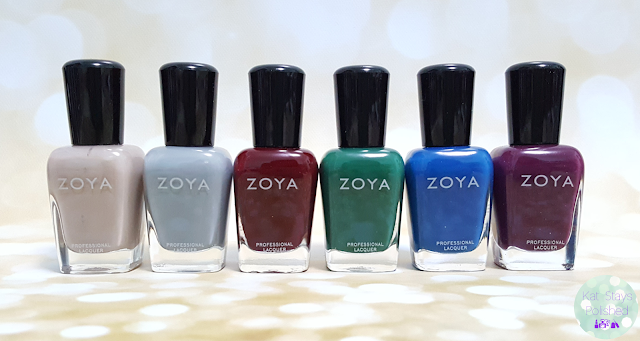 Zoya Urban Grunge Once Coat Creams | Kat Stays Polished
