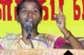 Naam Tamilar Karthiga Thundering speech