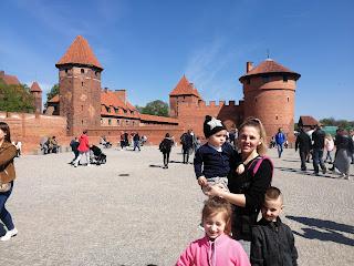 Zamek Malbork, atrakcje dla dzieci,