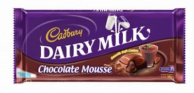 cadbury french vanilla, chocolate mousse, price