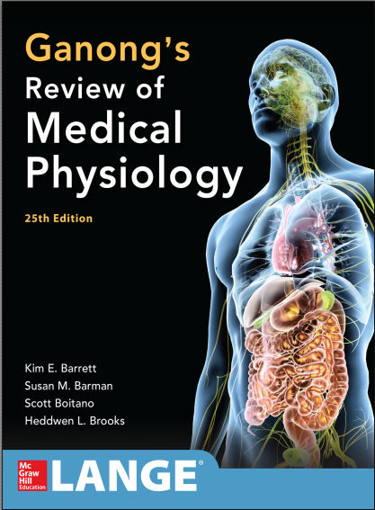 Ganong\'s Review of Medical Physiology 25th Edition (2016) [PDF ...