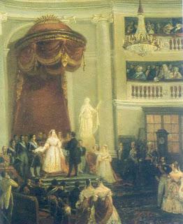 Proclamación de Isabel II