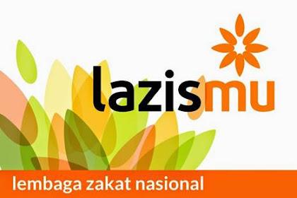 Lowongan LAZISMU Pekanbaru September 2018